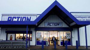 Le Click&Collect lancée chez Action