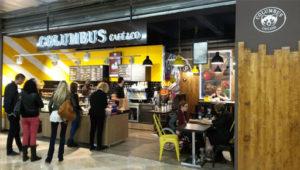 Nouveau shop-in-shop pour Auchan avec Columbus Café