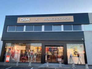 Dim & Rouge Gorge poursuivent leur alliance