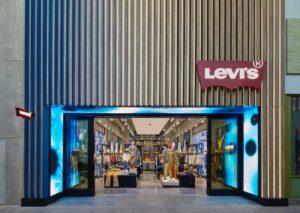 NextGen, le magasin futuriste de Levi's